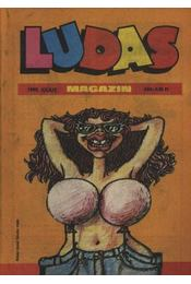 Ludas Magazin 1990. július - Régikönyvek