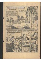 Veszélyes találka 1965-os évkönyvből - Régikönyvek