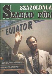 Százoldalas Szabad föld 1992. nyár - Régikönyvek