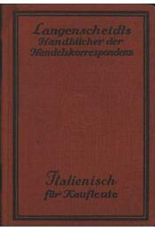 Italienisch für Kaufleute - Régikönyvek