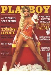 Playboy 2005. április - Régikönyvek