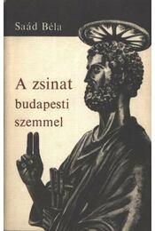 A zsinat budapesti szemmel - Régikönyvek