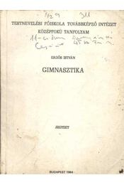 Gimnasztika - Régikönyvek