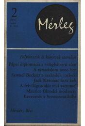 Mérleg 1970/2 - Régikönyvek