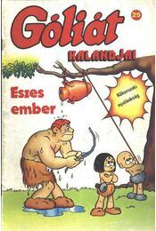 Góliát kalandjai 25. (Vízhiány - A művész - Eszes ember - Kényszerű fürdőzés - Kemény legény - Rend a lelke mindennek) - Régikönyvek