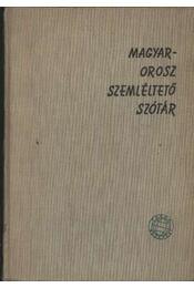 Magyar-orosz szemléltető szótár - Régikönyvek