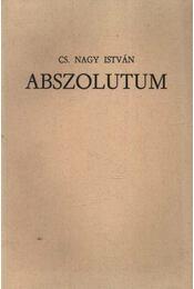 Abszolutum - Régikönyvek