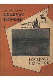 Szarvas 1848-ban - Régikönyvek