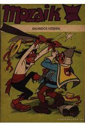 Kalandos vizeken (Mozaik 1977/7.) - Régikönyvek