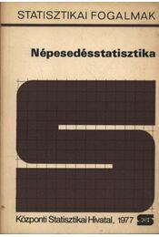 Népesedésstatisztika - Régikönyvek