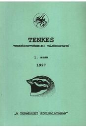Tenkes 1997. 1. szám - Régikönyvek
