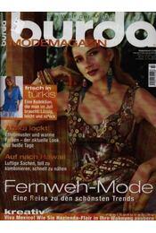 Burda modemagazin 2005/7 - Régikönyvek