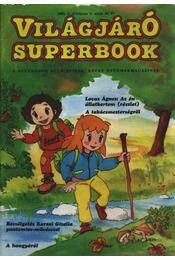 Világjáró Superbook 1993/4 - Régikönyvek