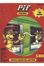 Pif Poche 222 - Régikönyvek