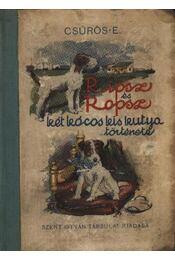 Ripsz és Ropsz - Régikönyvek