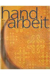 Handarbeit 1981/4. - Régikönyvek