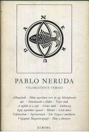 Pablo Neruda válogatott versei - Régikönyvek
