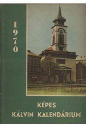Képes Kálvin kalendárium 1970 - Régikönyvek