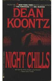 Night chilis - Régikönyvek