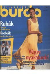 Burda 1996/7. - Régikönyvek
