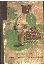 Dörmögő Dömötör utazásai - Régikönyvek