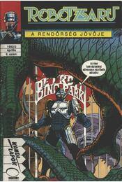 Robotzsaru 1992/2 6. szám - Régikönyvek