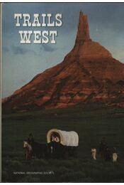 Trails West - Régikönyvek