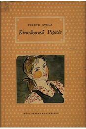 Kincskereső Pipitér - Régikönyvek