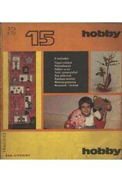 Hobby 15 - Régikönyvek