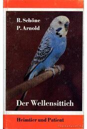 Der Wellensittich (A hullámos papagáj) - Régikönyvek