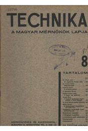 Technika 8. - Régikönyvek