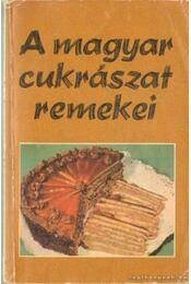 A magyar cukrászat remekei - Régikönyvek