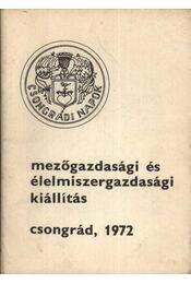 Mezőgazdasági és élelmiszergazdasági kiállítás - Régikönyvek