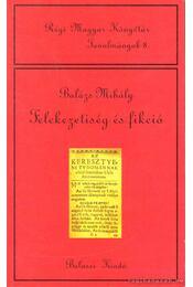 Felekezetiség és fikció - Régikönyvek