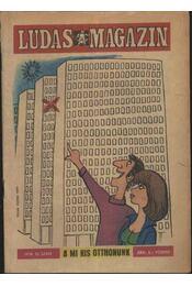 Ludas Magazin 1978. 10. szám - Régikönyvek