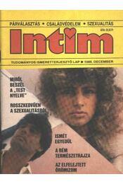 Intim 1986. december - Régikönyvek