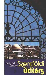 Szentföldi útitárs - Régikönyvek