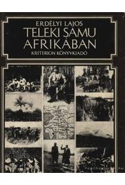 Teleki Samu Afrikában - Régikönyvek