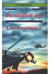 Becsületbeli ügy - A sas kommandó 2. - Régikönyvek