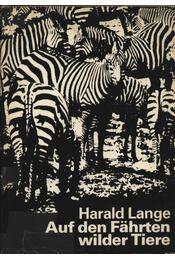 Auf den Fahrten wilder Tiere - Régikönyvek