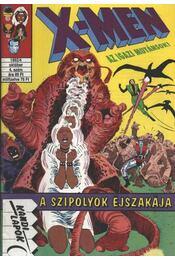 X-Men 1992/4. október 4. szám - Régikönyvek