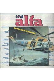 Alfa 1985. október - Régikönyvek