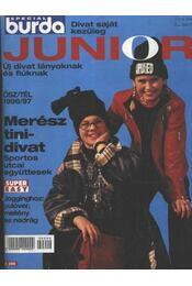 Burda Junior 1996/97 ősz/tél - Régikönyvek