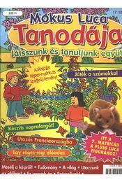 Mókus Luca Tanodája 17. szám - Régikönyvek