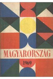 A Magyarország Évkönyve 1969. - Régikönyvek