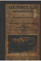 Sertéshízlalás - Régikönyvek