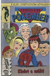 A Csodálatos Pókember 1992/11. 42. szám - Régikönyvek
