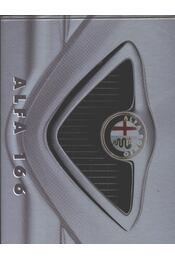 Alfa 166 - Régikönyvek