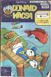 Donald Kacsa 2002/19 - Régikönyvek