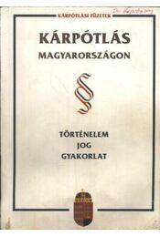 Kárpótlás Magyarországon - Régikönyvek